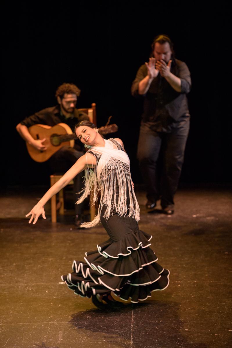 Ana Maria Delgado, Roberto Castellon, Jose Moreno