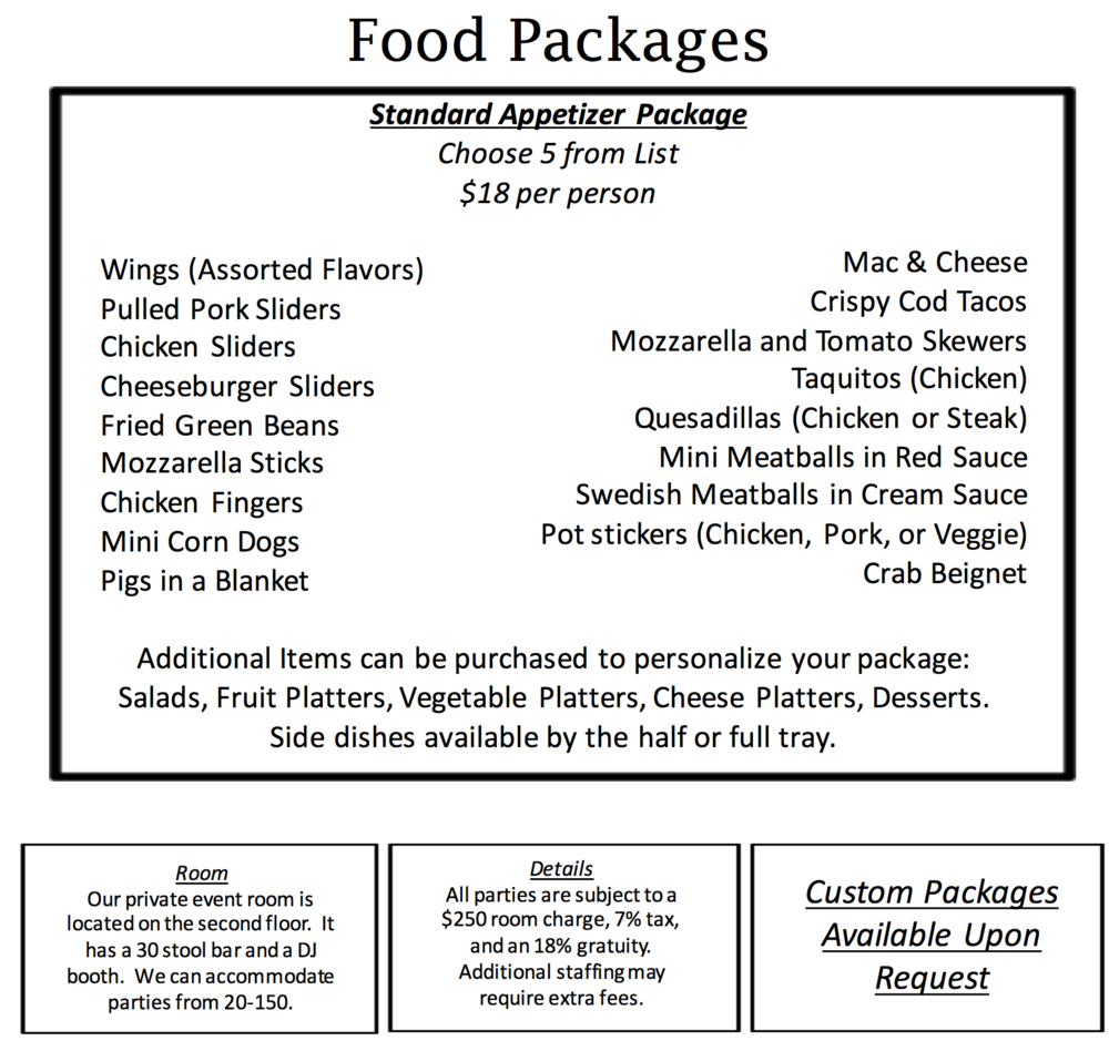 horseshoe-tavern-morristown-catering-foodpackages