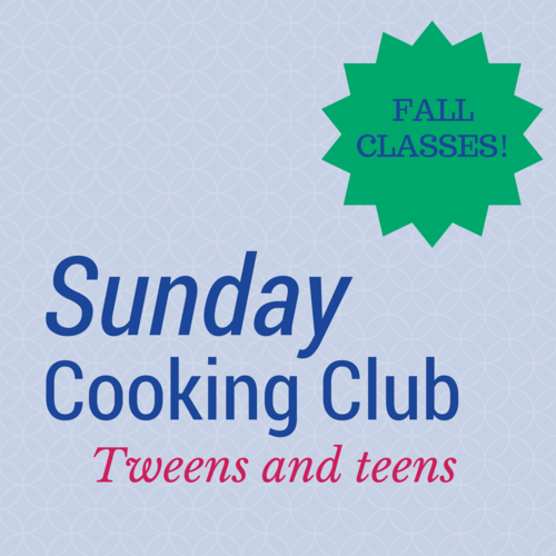Sunday Cooking Club