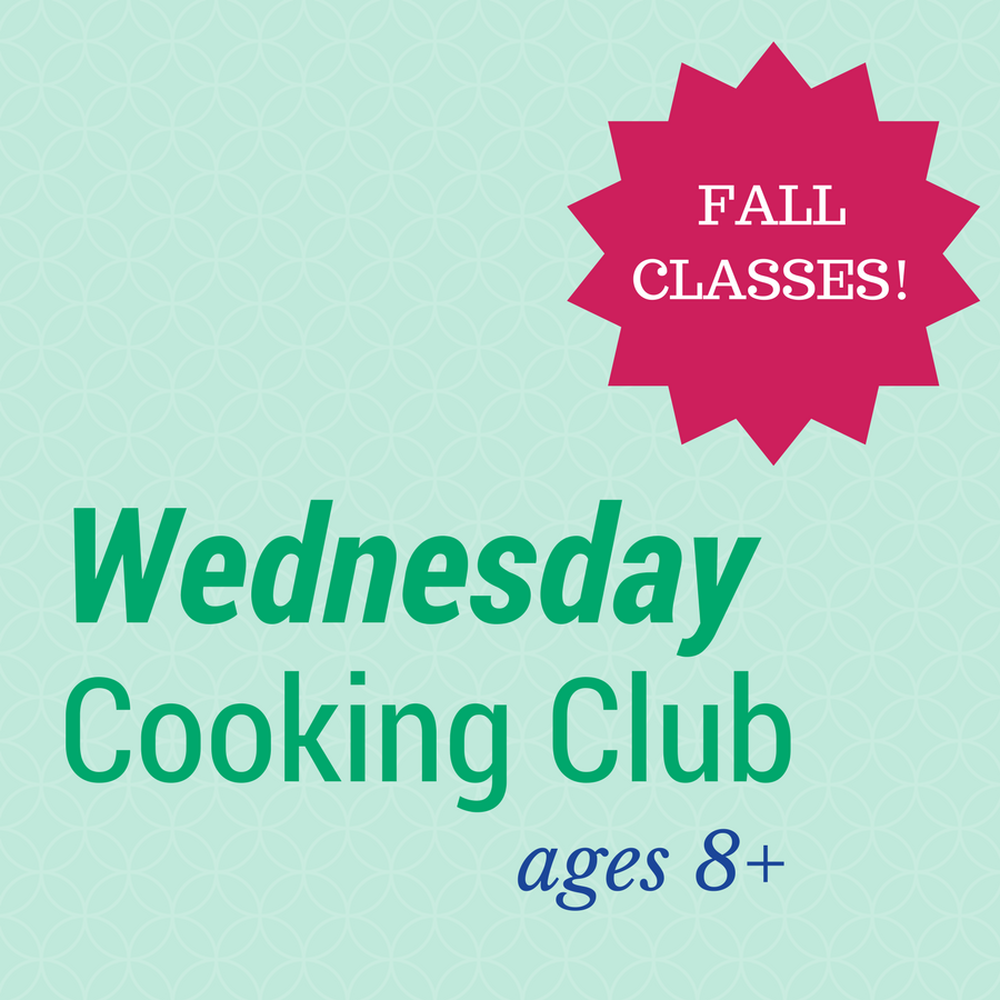 Wednesday Cooking Club