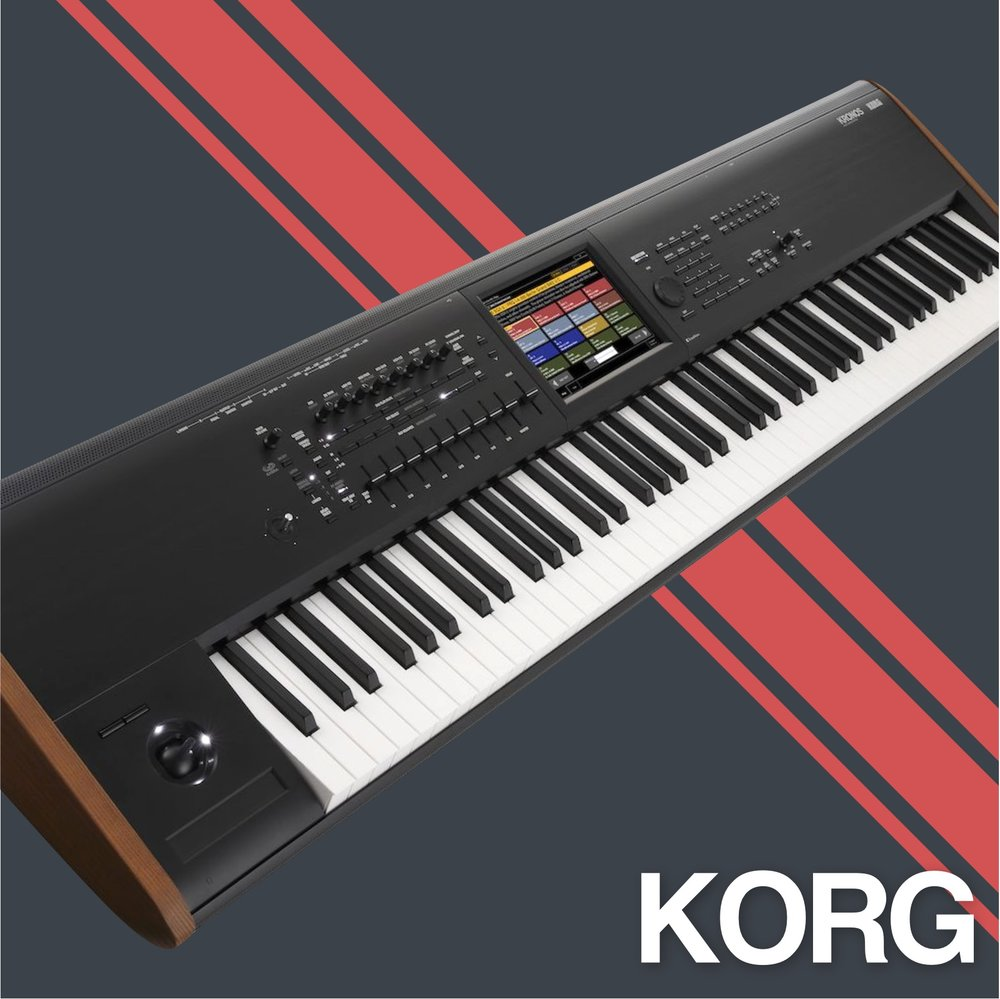 used korg gear