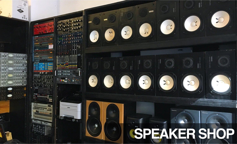 speaker monitor ns10