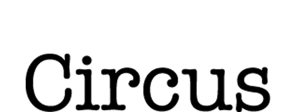 Circus homeware