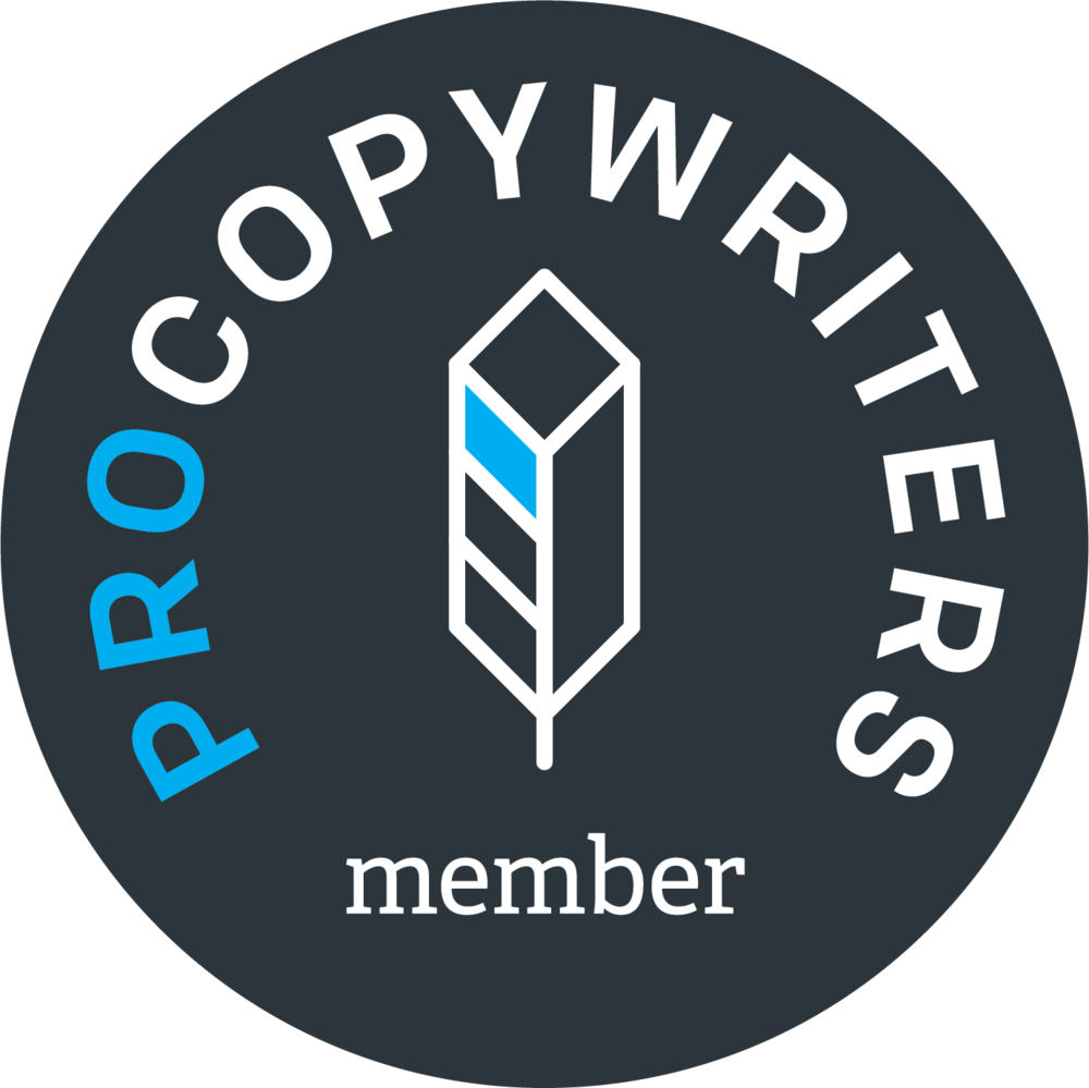Procopywriters logo dark