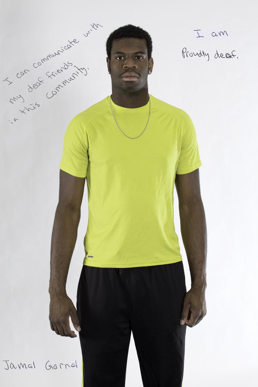 Jamal Garner
