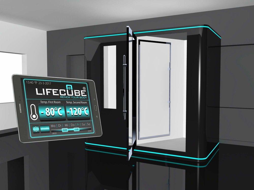 LifeCube Electric Cryochamber
