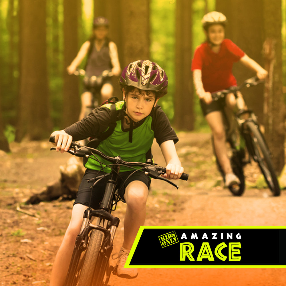 Amazing Race: - 12- 16 year old age group. Date: Saturday 20th JanuaryTime: 10 am- 5 pmCapacity: 26Ages 12 +Please be at Roskill Youth Zone no later that 9.45 amWater, Light refreshments and lunch provided.Lead by local bike and community group Global Lighthouse, teams of two people race around the tracks of Puketapapa in competition with other teams. Contestants strive to arrive first at