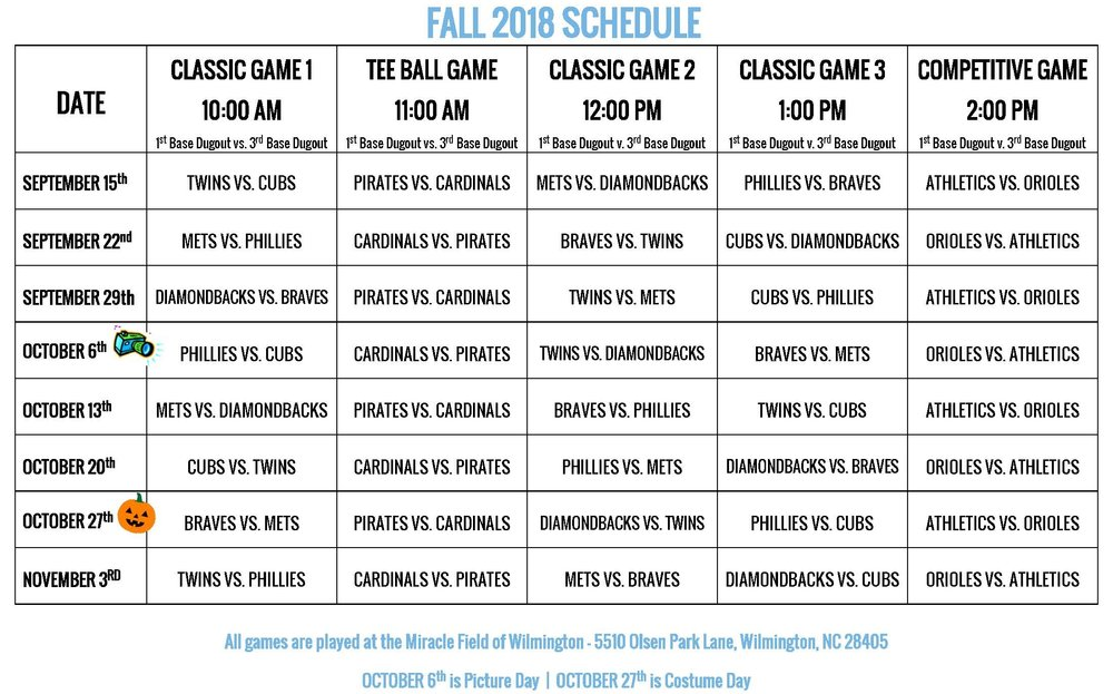 Miracle League Fall 2018 Schedule.jpg