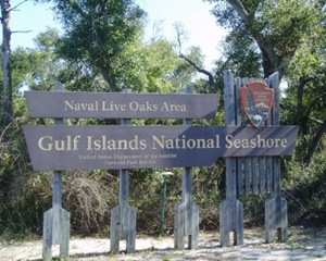 Meet at Visitors Center at 1801 Gulf Breeze Parkway, Gulf Breeze, FL 32563
