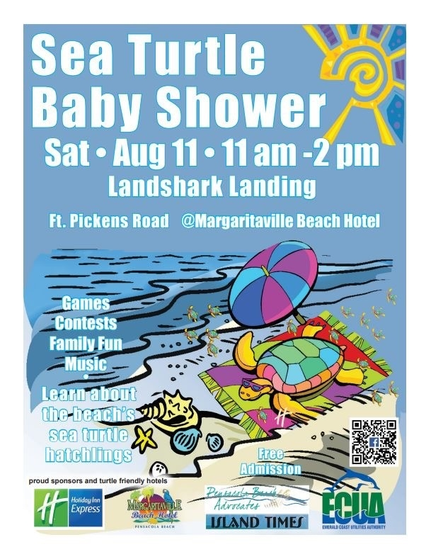 - It's a family friendly afternoon of games, activities, entertainment to educate and celebrate Sea Turtles. Take the Sea Turtle Friendly Oath. Meet Meg the Mermaid. Touch a real turtle shell. Lots of giveaways. There is no entry fee.
