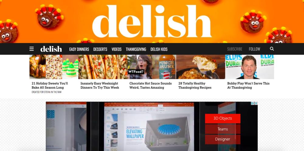 Delish -