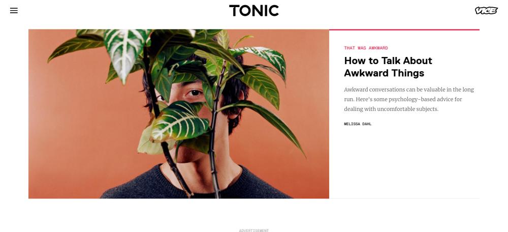 Tonic -