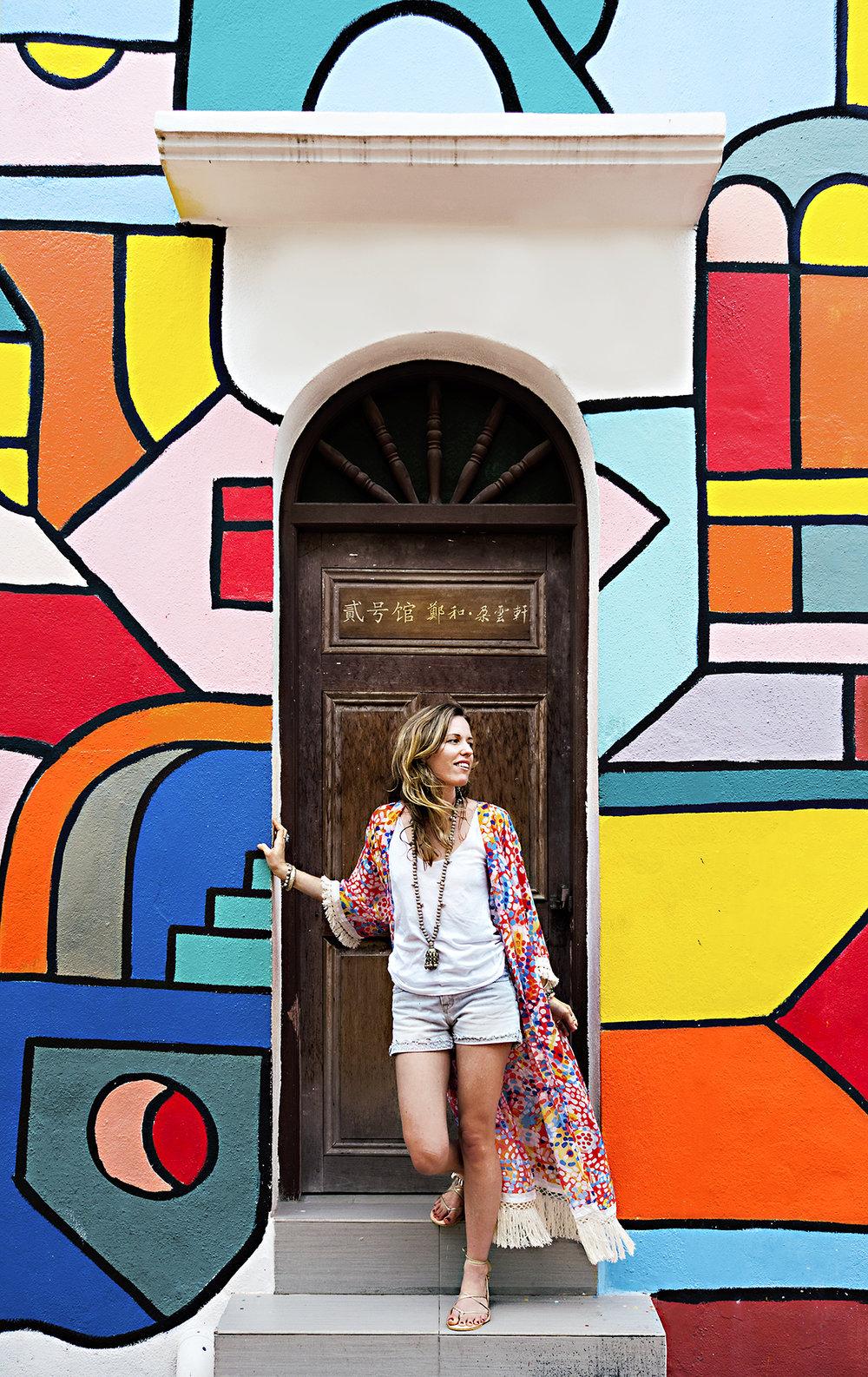 Heidi_Hibberd_Circus_Kimono_Melaka_Streetart