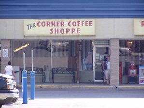 CORNER COFFEE SHOP - ASKING PRICE $225,00     850 SCALP AVE.  JOHNSTOWN PA 15904 - SOLD