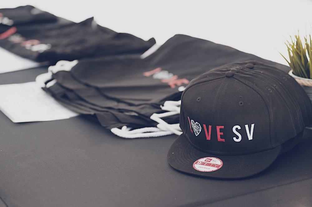 Hats & Drawstring Bags