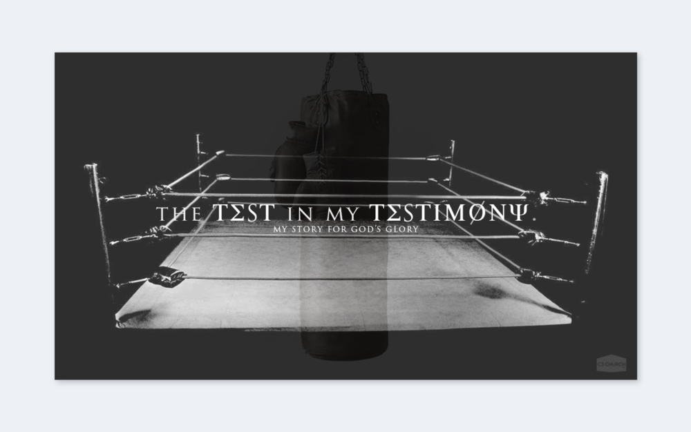 Sermon Series - February 2015