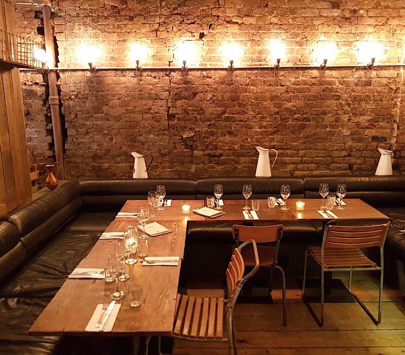 Paesan Semi Private Dining Room