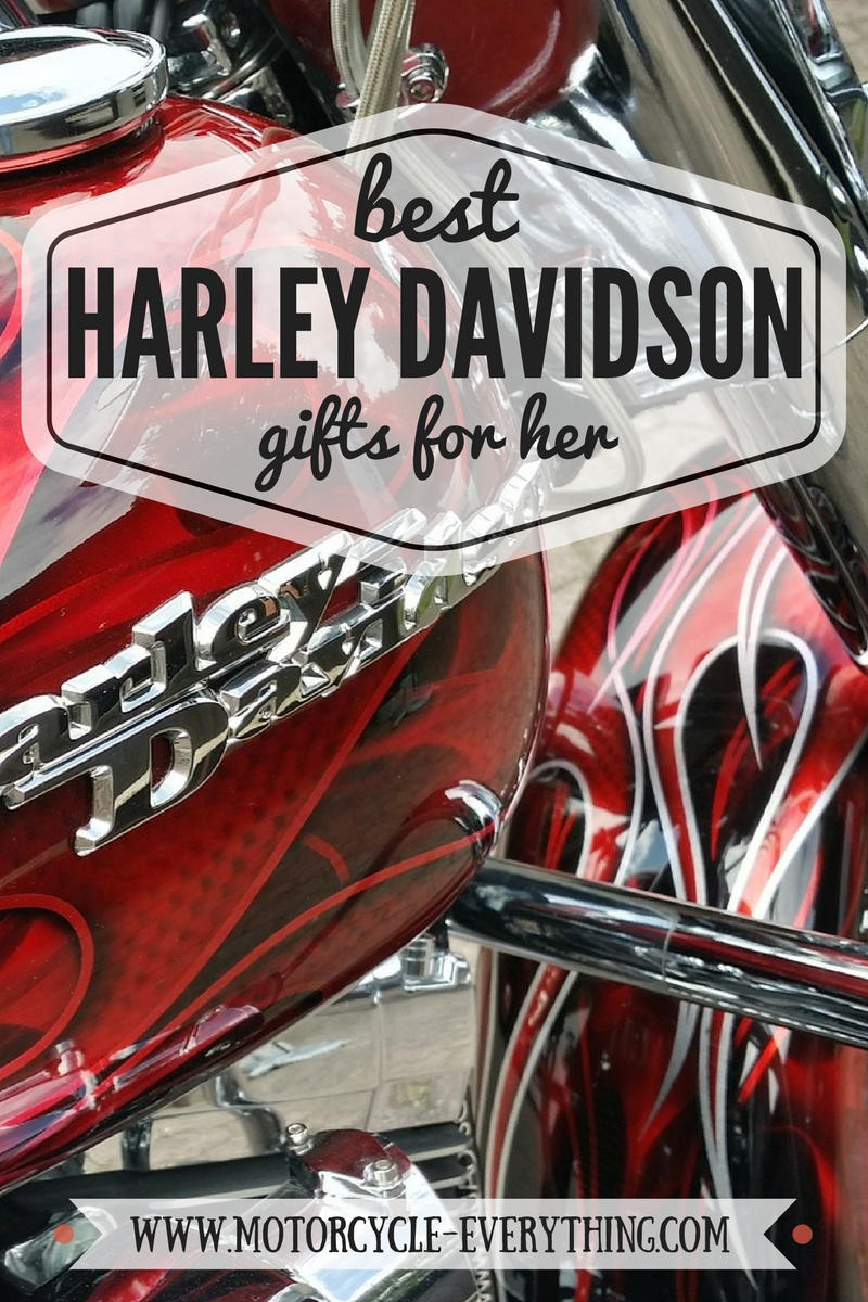 harley davidson gift ideas for women
