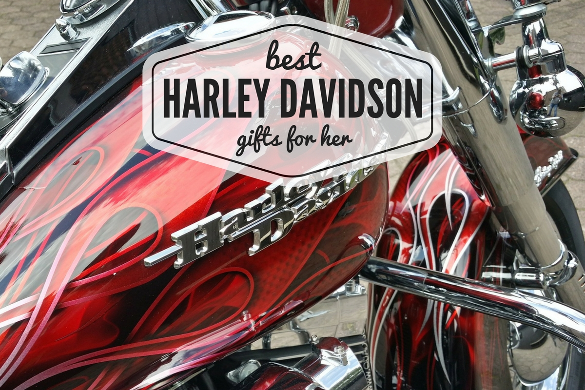 Amazing Harley Davidson Gifts for Her — Motorcycle Everything
