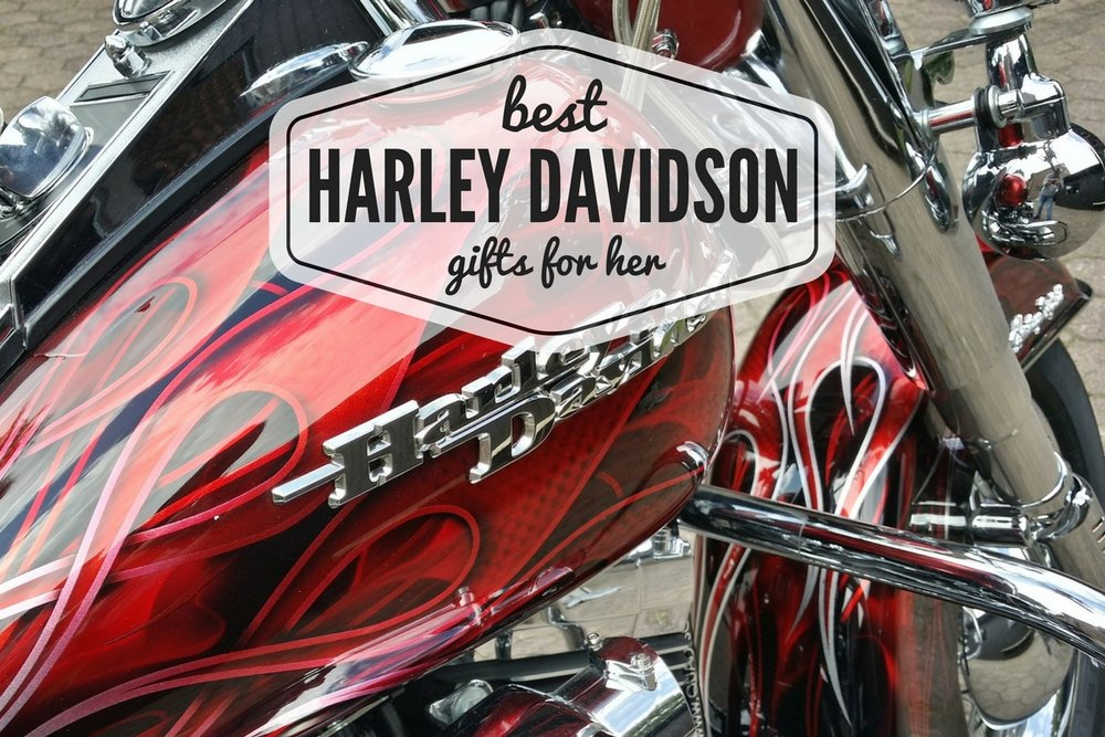 Amazing Harley Davidson Gifts For Her Motorcycle Everything