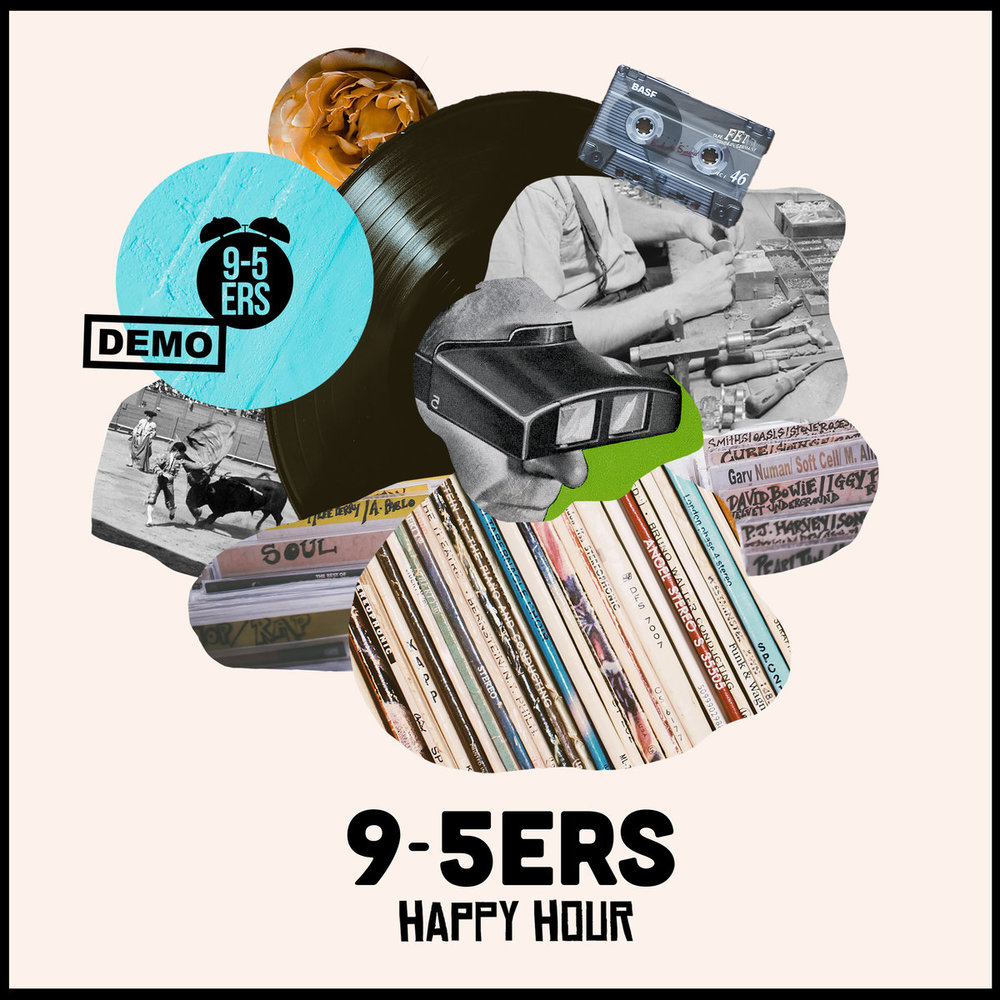 Happy Hour EP - Tough week at work? That 9 to 5 getting a bit mundane? Feeling like you need to get away from the rat race? We got you.......