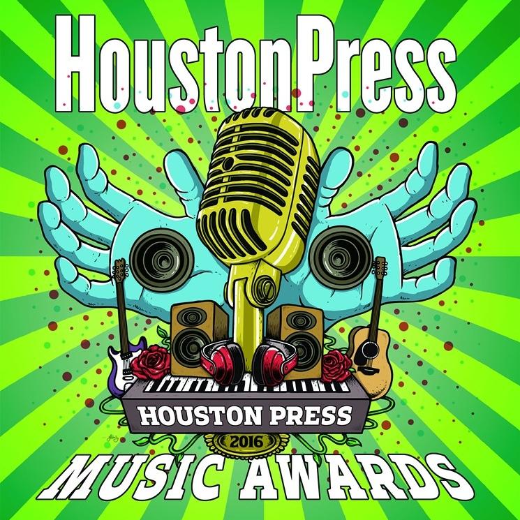 Meet the 2016 Houston Press Music Award Winners -