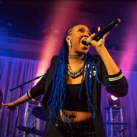 Genesis Blu: Defiant Southern Empress of the Houston Hip-Hop Scene -