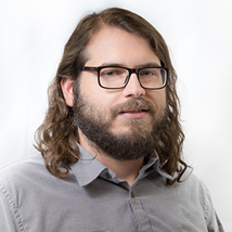 Jordan Woll, Senior UI/UX Developer and Designer