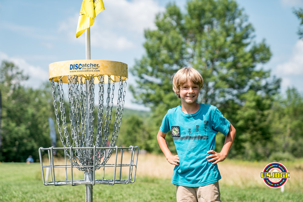 Finn Etter Us Junior Champion Kids Disc Golf Kids Disc Golf