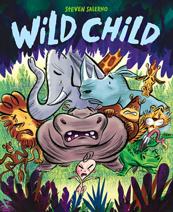 Wild Child/2015 Abrams Books