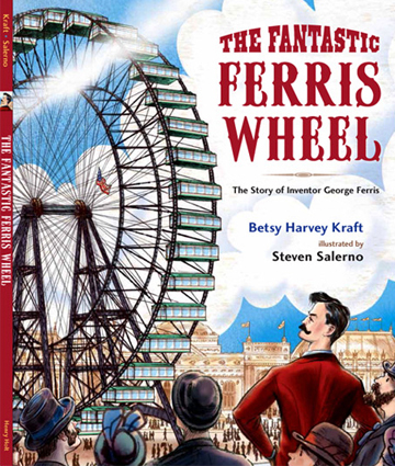 The Fantastic Ferris Wheel /2015 Christy Ottaviano Books