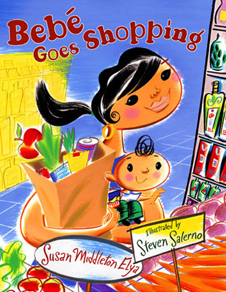 Bebe Goes Shopping/2006 Harcourt Children's Books
