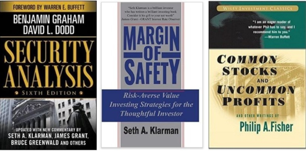 Best Investing Books That Will Make You a Good Investor — Behavioral