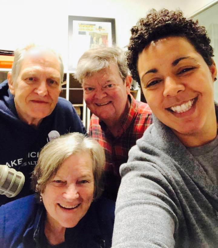 Maria Hadden is a Democratic candidate for Alderwoman in chicago's 49th ward -