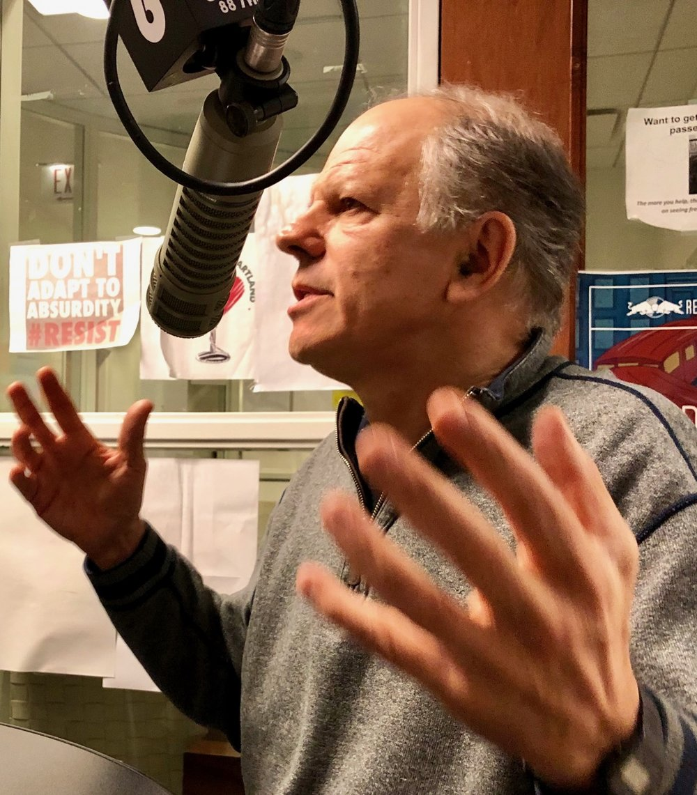 Glenn Silber is the co-Director of The War at Home, an Oscar Nominated feature documentary which tells the story of the impact of the war in Vietnam on one American town, using Madison, Wisconsin as a microcosm for the 1960s/70s Antiwar Movement. -