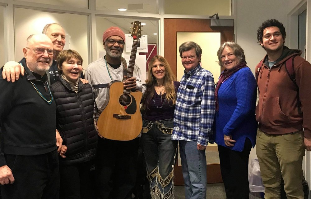 March 2, 2019 - This show's guests include Marilyn Katz, Don Rose and Stann ChampionCo-Hosts: Michael James, Katy Hogan & Thom ClarkMusic Producer: Lynn Orman WeissEngineer: Jake LevyVideographer: Michelle Song