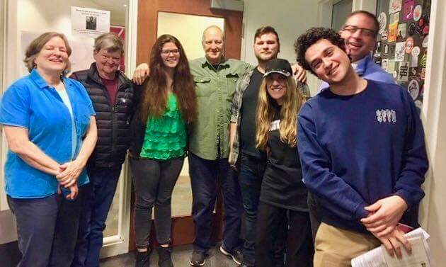 March 9, 2019 - Co-Hosts: Michael James, Katy Hogan & Thom ClarkThis show's guests include John Arena and Jessica Ynez SimmonsMusic Producer: Lynn Orman WeissEngineer: Jake LevyVideographer: Michelle Song