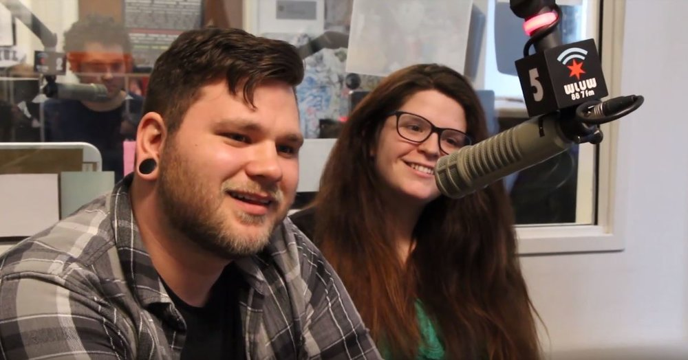 jessica simmons & Collin susich - Interview with filmmaker, Jessica Simmons, and Collin Susich, Sound Mixer & Co-Producer