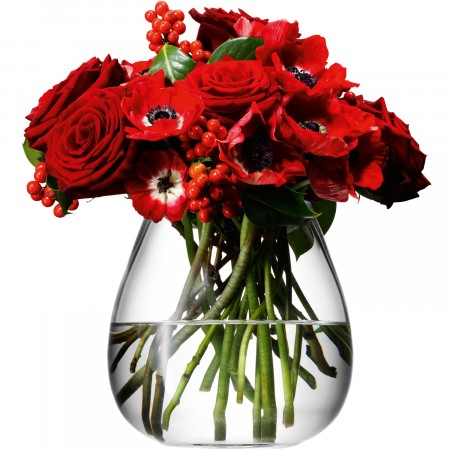 LSA 17CM VA  SE    £19  Coffee table flowers? This has got you covered.