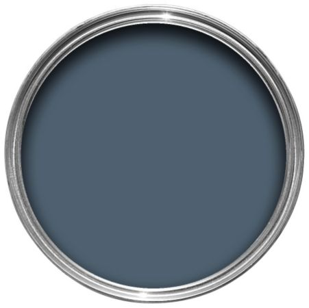 CUPBOARD PAINT - GREY   £22/L  This grey blue goes on perfectly in two coats (not one as it might suggest) unless you are working on light cupboard doors.