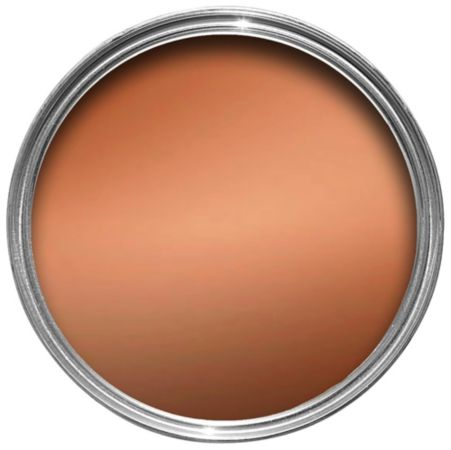 SPLASHBACK PAINT - COPPER    £11.73  This is the paint we used to up-cycle the splash-back. Works well on sanded tiles and covered with a coat of lacquer.