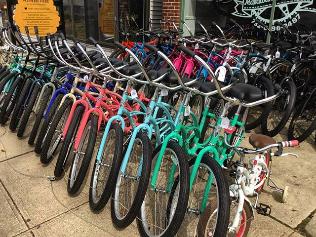 Your newest local @electra_bicycle dealer here at @matawanbikeshop . . . . .  #electra #bicycle #beachcruiser #cycling #redbank #shrewsbury #Matawan #keyport #middletown #smallbusiness #bikeshop #coltsneck #oldbridge