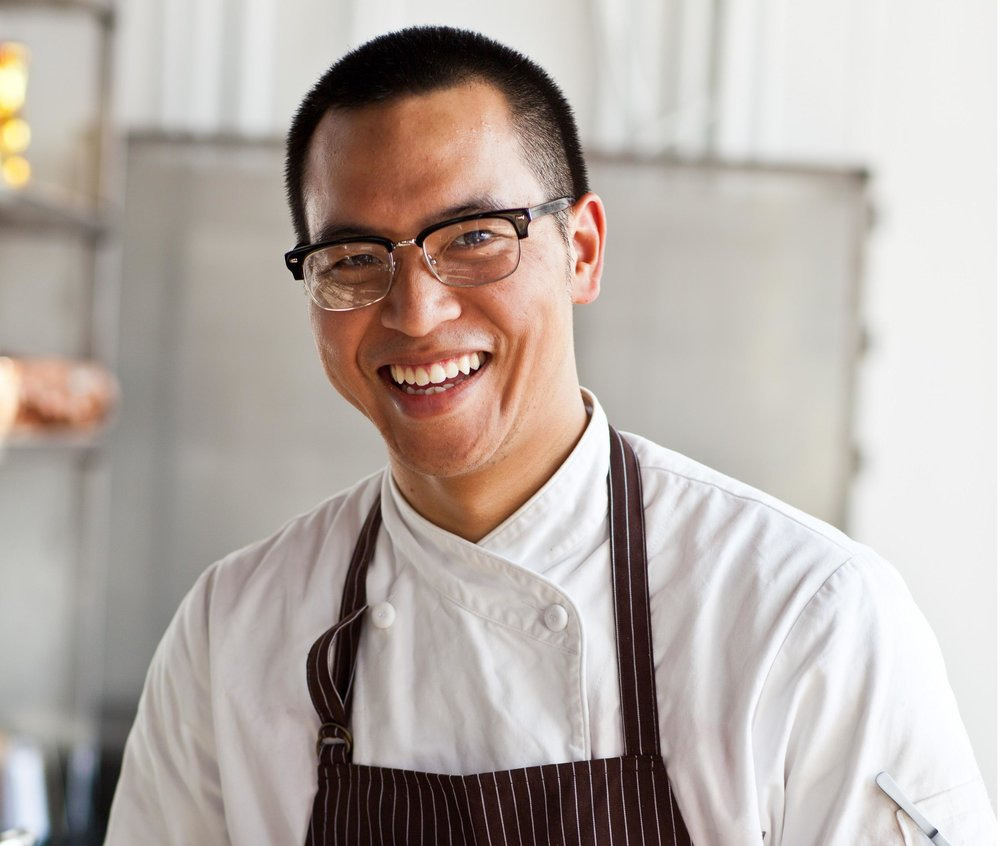Justin Yu of Oxheart