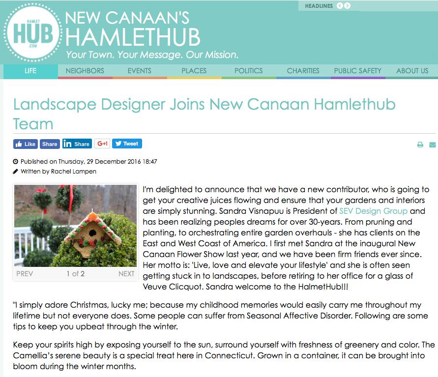New Canaan HamletHub