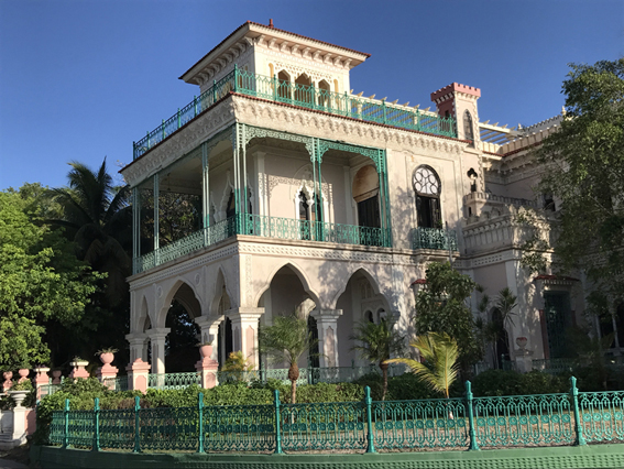 Palacio de Valle