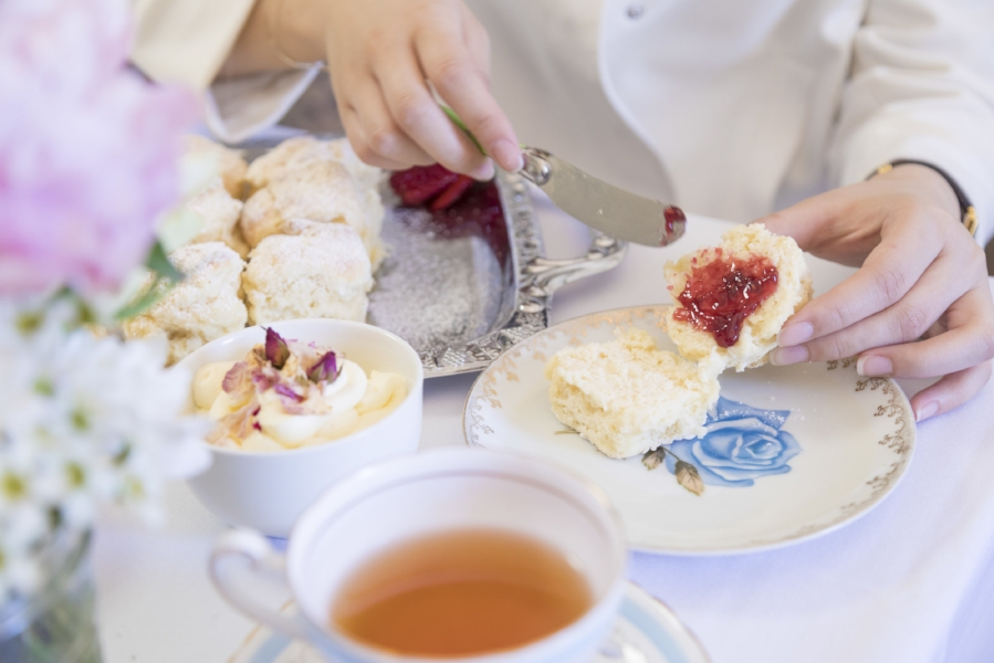 1. Queen's High Tea - Indulge like a royal