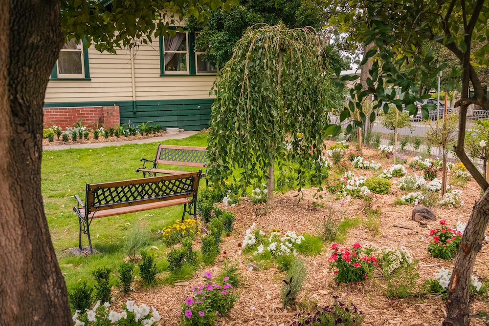 Mary Montrose Garden