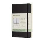 Tools to grow: moleskine planner.