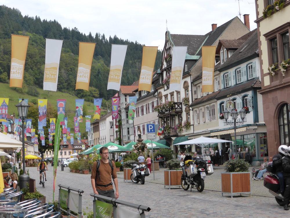 Marktplatz, Wolfach