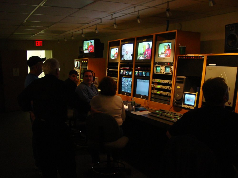 SALVATION ARMY AUCTION CONTROL ROOM.JPG
